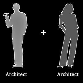 Architect + Architect = ??