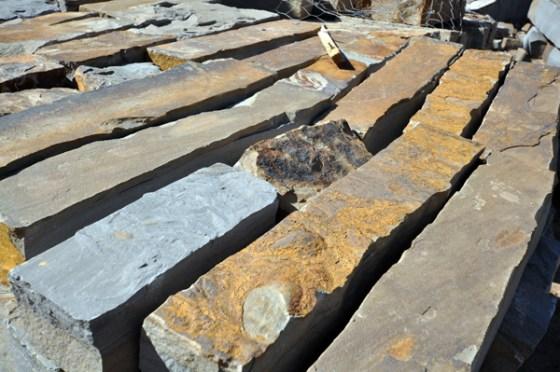 Cottonwood Modern - Pavilion stone