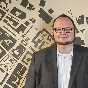 Architect Jonathan Brown
