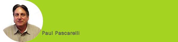 Paul Pascarelli headshot