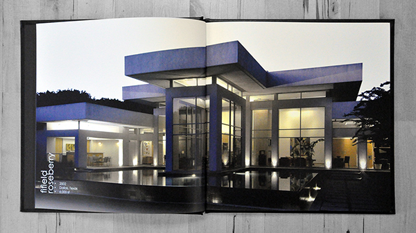 Michael Malone Project Book Fifield Roseberry Residence