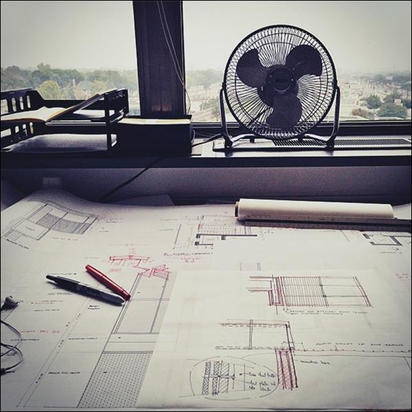 ArchiSketch Bob Borson archtectural redlines