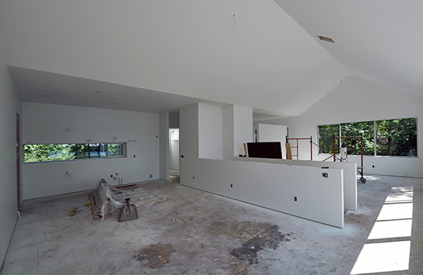 Dining Room looking towards Kitchen