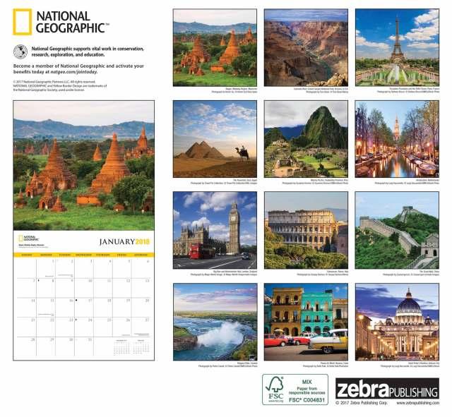 NatGeo Calendar