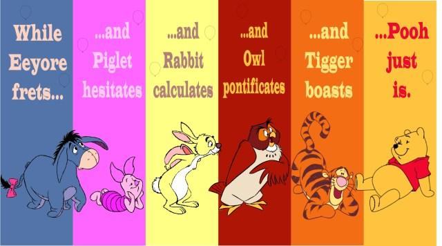 Tao of Pooh charactes; source: http://rebrn.com/