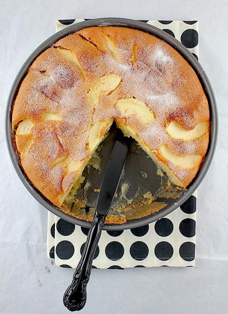 French Apple Cake IV
