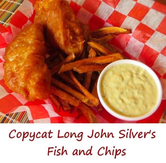 Copycat long john silver 39 s fish and chips life 39 s a for Long john silvers fish