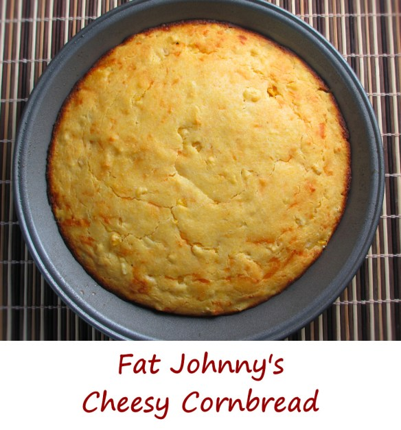 Fat Johnny's Cheesy Cornbread