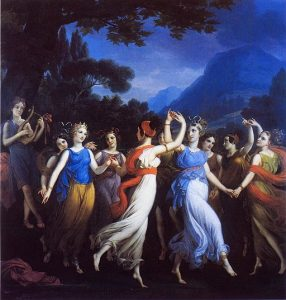 Joseph_Paelinck_-_The_Dance_of_the_Muses