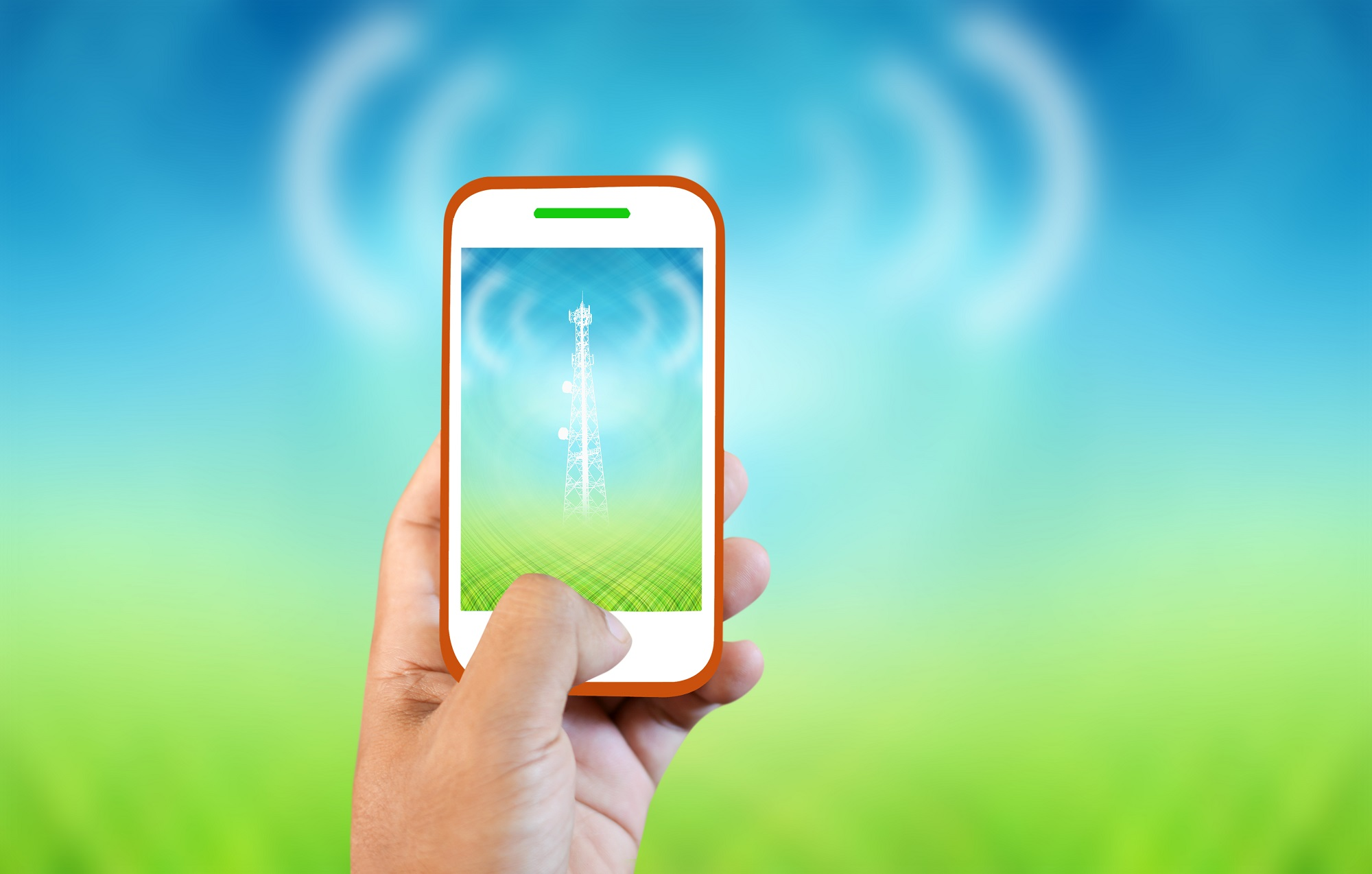 Boosting the cell phone signal