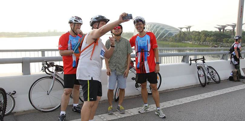 OCBC Cycle 2016 – Dad's The Way…To Connect
