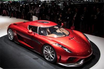 Koenigsegg Regera - Lifestyle NWS