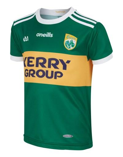 O'Neills Kids Kerry GAA Home Jersey 2018   Life Style Sports