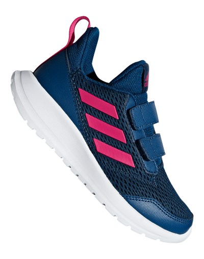 adidas Younger Girls AltaRun   Life Style Sports