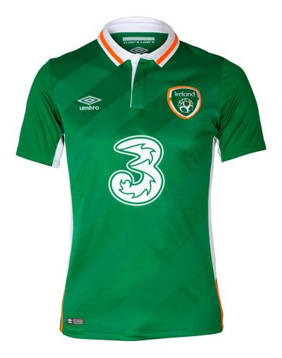 Umbro Adult Ireland Home Jersey | Life Style Sports