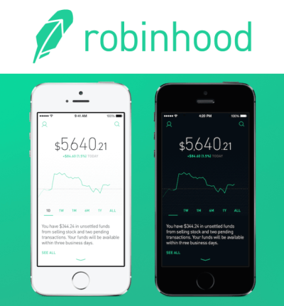 You can use the Robinhood App to Follow Buffett's Advice to Buy SPY or VOO