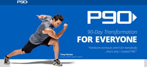 The new P90 – Workout for Everyone and A Perfect…