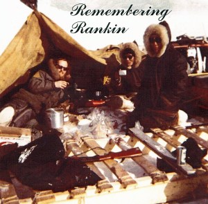 Remembering Rankin cd cover