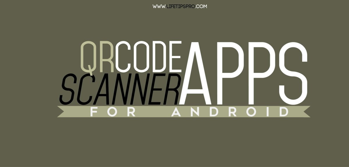 Best QR code reader android apps of 2016. Bar Codes included.