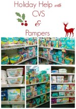Holiday Help with Pampers and CVS