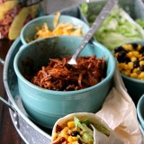 Campbells Slow Cooker Sauces Shredded Beef Taco