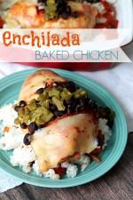 Enchilada Baked Chicken