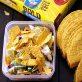Ranch Chicken Taco Salad