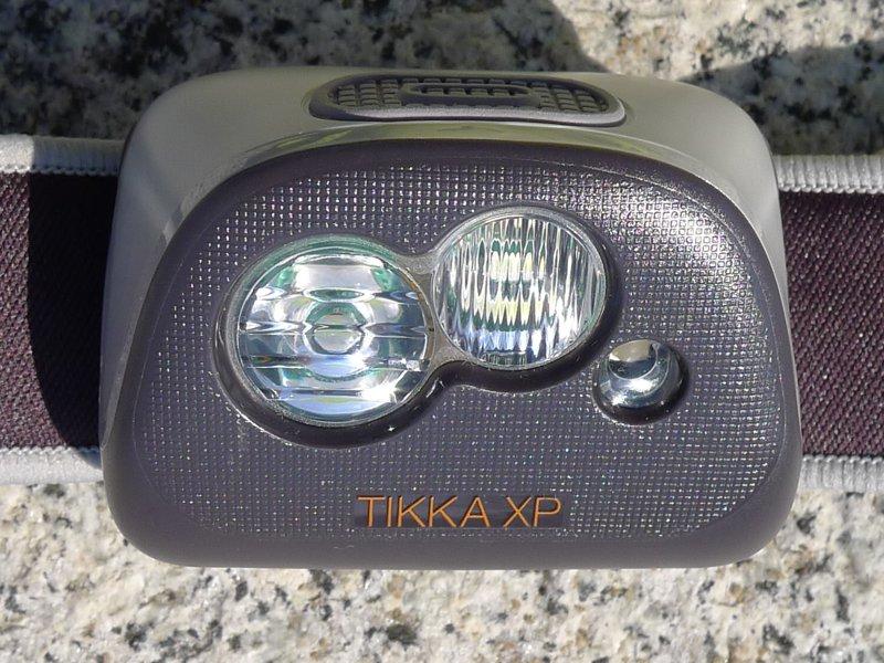 Petzl Tikka XP 2014 - front