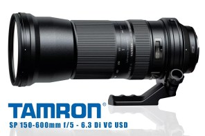 Gadzooks! Tamron Announces New 150-600mm f/5-6.3 Di VC USD  Lens