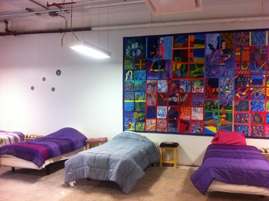 The Lighthouse Women's Emergency Homeless Shelter