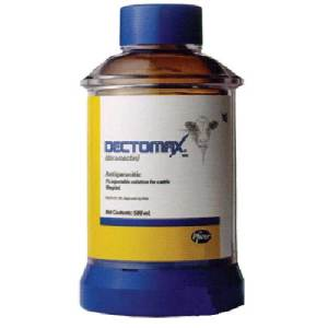 DECTOMAX 200 ml Dewormer INJECTABLE