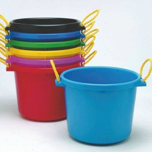 Muck Bucket 70qt Assorted Colors $5 SHIPPING ADDER 1