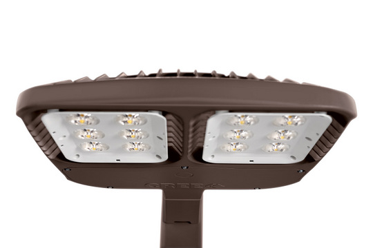 Crees new outdoor area and flood luminaires provide unmatched LPWLTG-OSQ-Area-043014-002BR