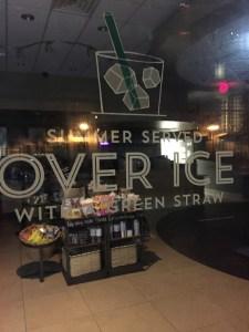 Starbucks Green Straw