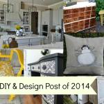 100 diy and design projects 2014