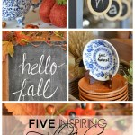 FALL inspiring ideas