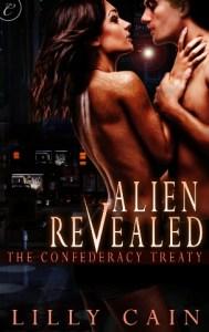 Cover for Alien Revealed
