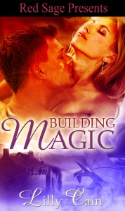 Cover of Building Magic
