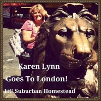 Karen Lynn Goes To London