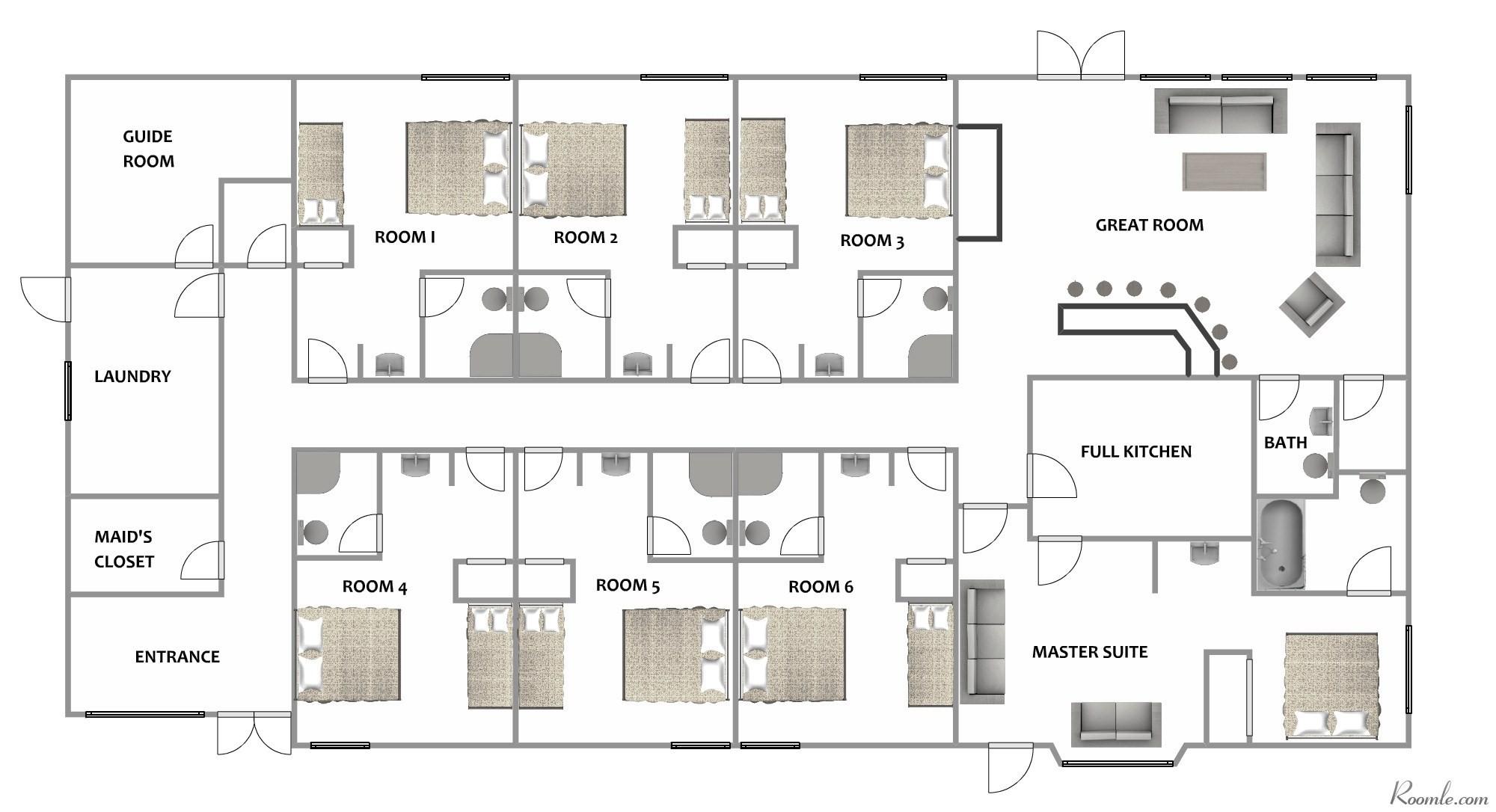 Neosho Lodge $700/Night