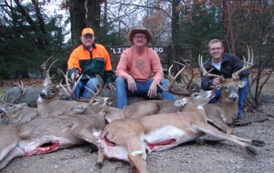 Rifle Whitetail Deer Hunting guide