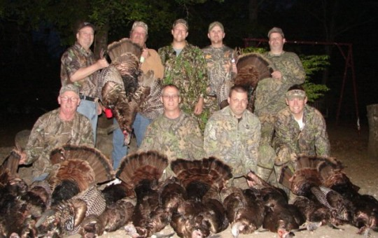 Turkey Hunts in Kensas (1)