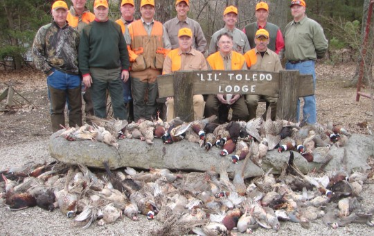 Upland Birds- Pheasant hunting Kansas (8)