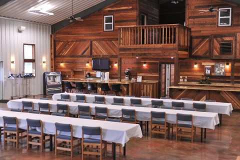 Corporate Retreats | Event Center
