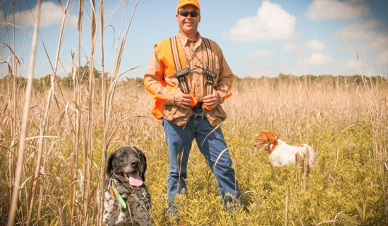 Upland birds Hunting Guide Dan-F