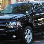 6-7 Passenger SUV Limo in CT image