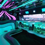 Interior Limo in CT photo