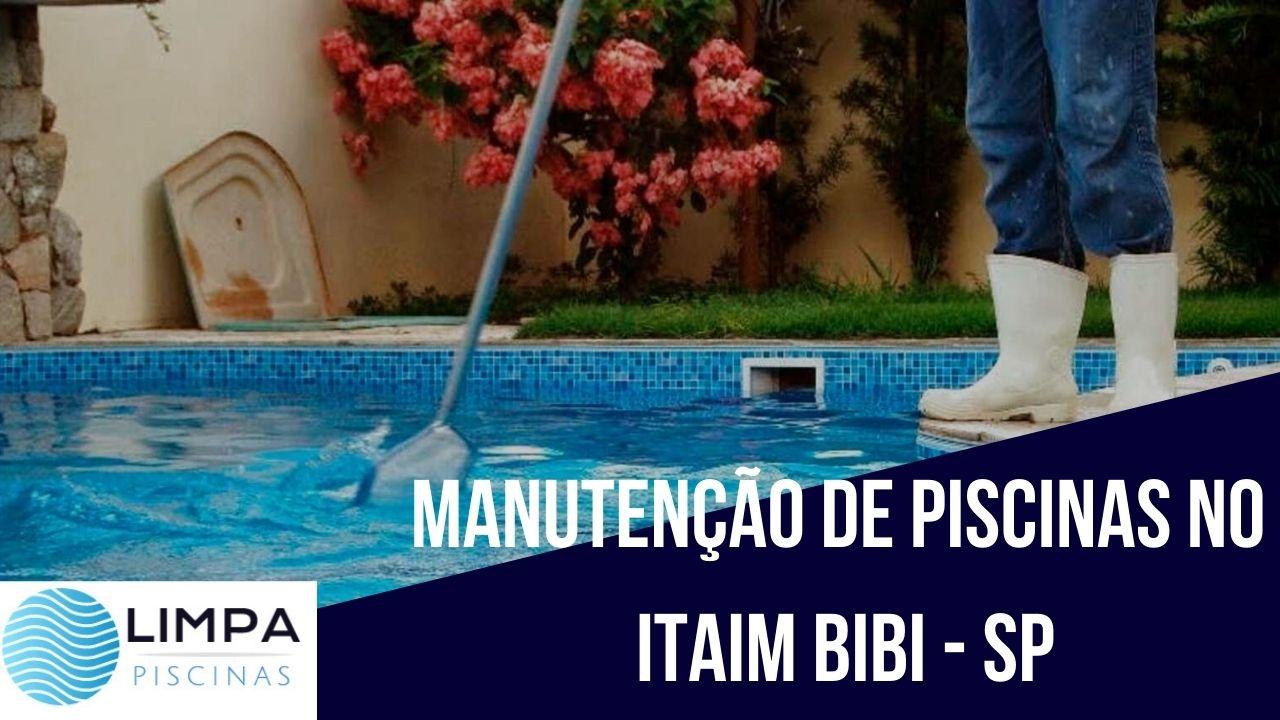 Limpeza de Piscinas no Itaim Bibi, Manutenção de Piscinas no Itaim Bibi