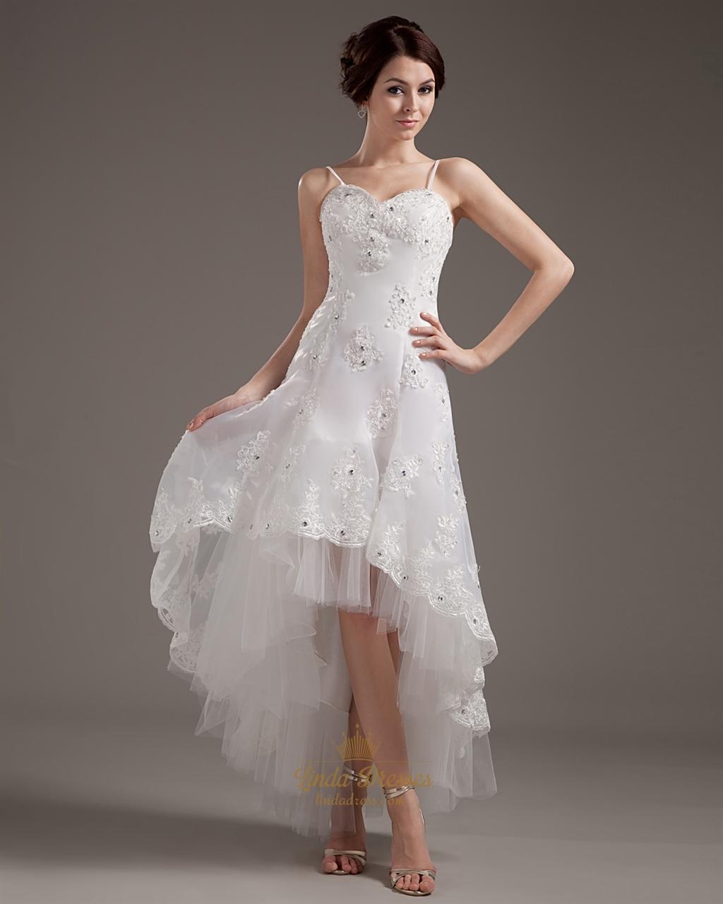 list detail high low wedding dresses high low wedding dress Get Whitney Port s High Low Wedding Dress Look