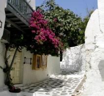 Quiet Greek Isle Homes